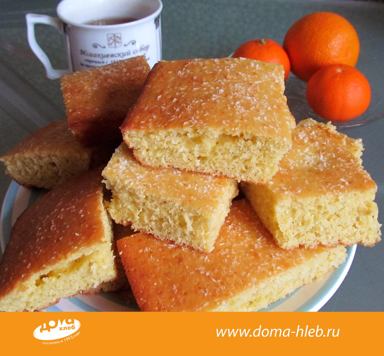 Кекс с апельсиновой цедрой рецепт пошагово
