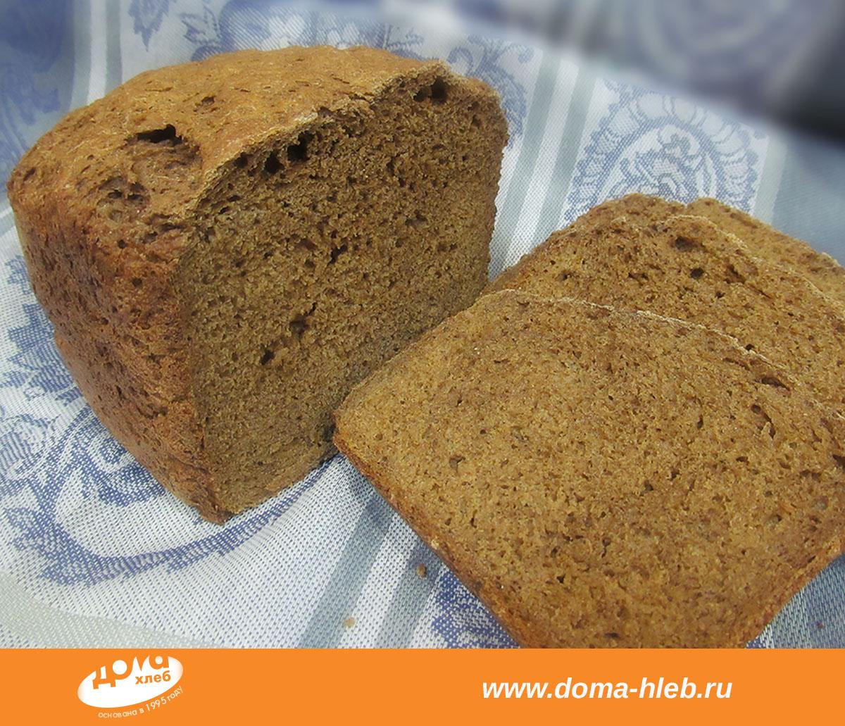 Рецепт ржаного хлеба в домашних условиях